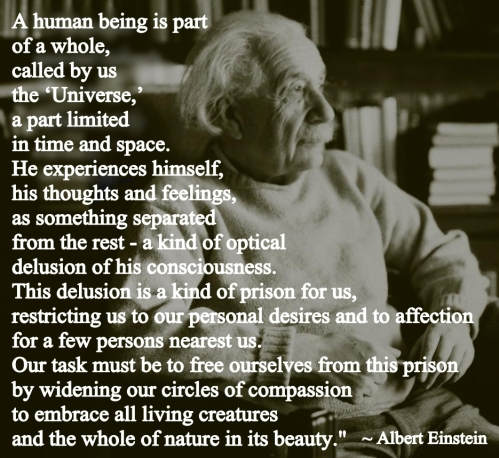 einstein-and-compassion